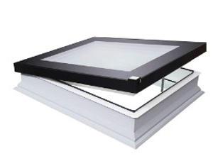 lichtkoepel fakro platdakvenster
