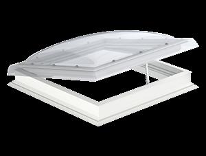 velux lichtkoepels integra vlak platdakvenster
