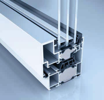 aluminium blokprofiel
